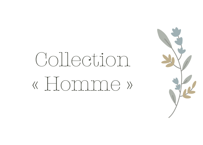 Collection Homme
