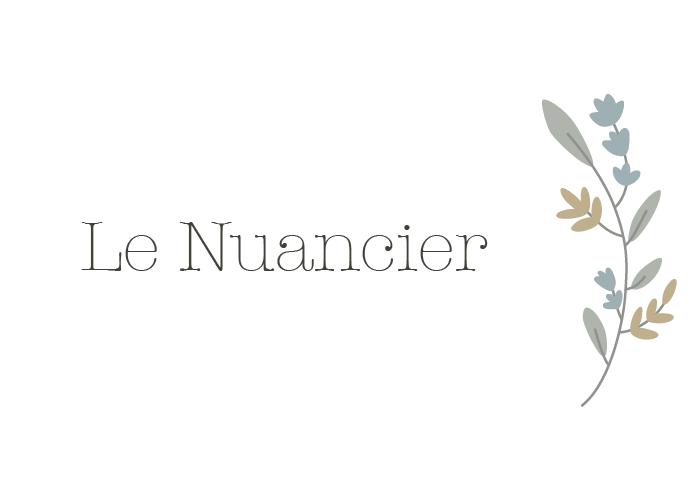 Le Nuancier